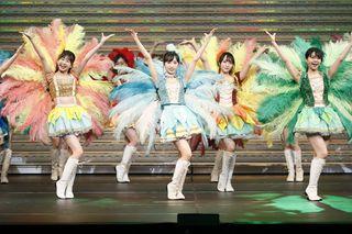 横⼭由依さん「48グループの魅⼒詰まった舞台」 博多座特別公演ゲネプロ・囲み取材リポート