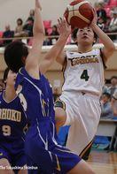 【写真特集】高校バスケットボール徳島県予選決勝