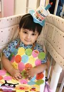 心臓病の3歳児に「チャンスを」