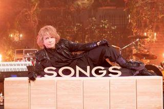 HYDE、6・22『SONGS』初登場 米ツアー密着「自分にはタイムリミットがある」