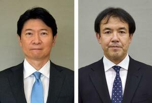 伊原木隆太氏(左)、森脇久紀氏
