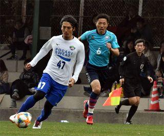 徳島ヴォルティス宮崎キャンプ J2に3連勝で締め 練習試合 町田を1―0