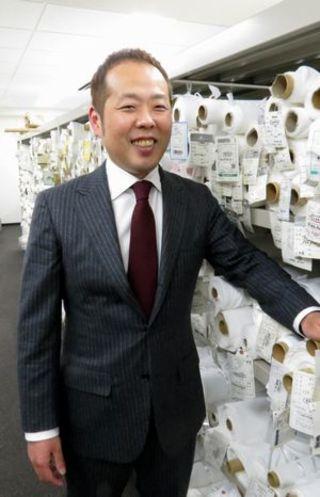 松田浩司さん(ルージュ・ブラン代表取締役)