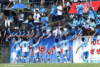 【県高校総体・写真特集】サッカー・3日