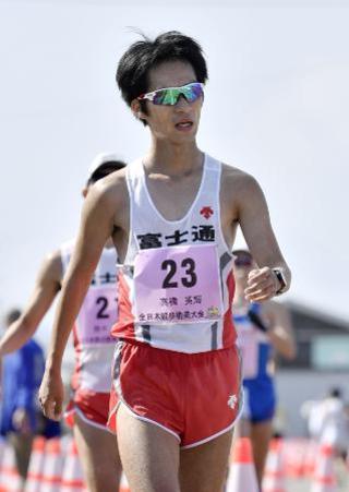 マラソン、競歩の代表確認
