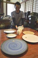 大谷焼で西洋料理食器製作 都内4レストラン採用