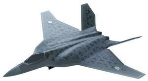 次期戦闘機のイメージ(防衛省提供)
