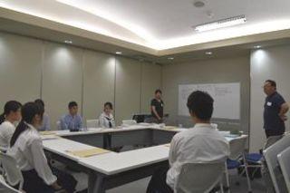 死刑制度テーマに高校生が法律学ぶ 徳島市でスクール