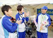 徳島県勢躍動、メダル13個 ふくい障害者スポーツ大会
