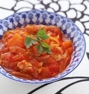 【お薦めレシピ】鶏肉のトマトソース煮込み
