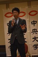 徳島駅伝招待選手・上野立教大監督 駅伝の魅力語る