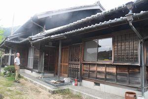 7日に阿南市で初のSO「屯 はる」が開設される古民家=同市吉井町