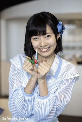 STU48張織慧さんが卒業発表 「学業への道を選ばせてもらいました」