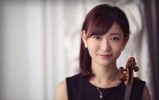 """美人バイオリニスト・益子侑、YouTube開設「音楽を通して""""元気""""を伝える」"""