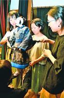 阿波十郎兵衛屋敷で22日に木偶で童話芝居米美大生が…