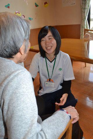 平成生まれ新たな時代を担う<2> 櫻井祥子さん(26) 介護福祉士に転身