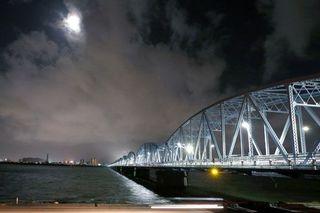 とくしま写真日記~故郷を撮り残す<18>吉野川橋