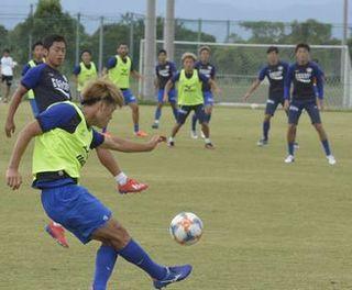 【徳島ヴォルティス】昇格へ勝負の終盤戦 22日アウェー千葉戦