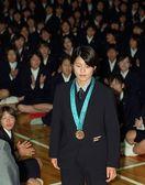 源純夏(競泳)「私にとって、このメダルは金メダルと…