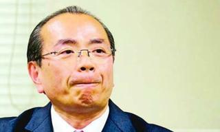 遠藤氏「知事約束破った」 退任会見で飯泉氏批判
