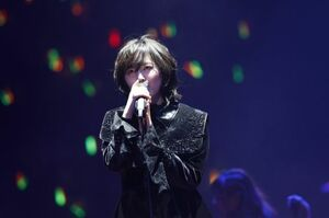 SKE48卒業コンサート夜公演で断髪後の松井珠理奈(C)2021 Zest,Inc. / AEI