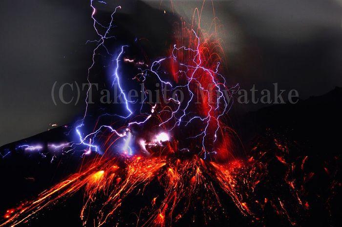 国内外の火山を撮影 写真家・宮武健仁さんにインタビュー|PICKUP ...