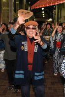 阿波踊りの名手・四宮生重郎さん死去