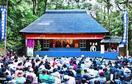人形浄瑠璃伝統の地 犬飼農村舞台(徳島市八多町)