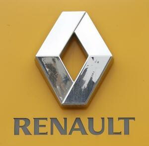 フランス自動車大手ルノーのロゴマーク