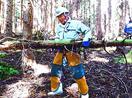クマと共生へ山奥に餌場を 保護団体が高知の山林購入…