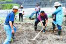 傾斜地農法インドでも つるぎ 州政府職員10人学ぶ