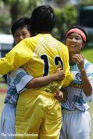 【全国高校総体・写真特集】サッカー女子 鳴門渦潮3位