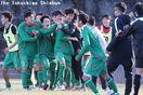 徳島北が初優勝  全国高校サッカー選手権  、徳島…