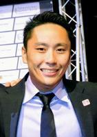 日本フェンシング協会の太田雄貴会長