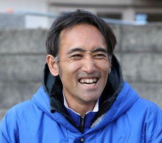徳島駅伝で鳴門市を2連覇に導いた監督 賀好行彦(かこうゆきひこ)さん