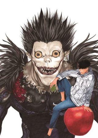 『DEATH NOTE』12年ぶり完全新作読切が完成 2月発売『ジャンプSQ.』掲載