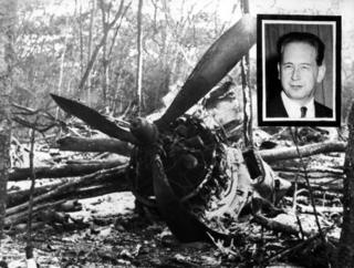 国連事務総長機墜落で証言