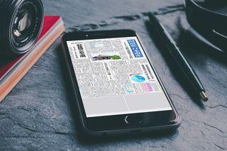 徳島新聞電子版で変わる毎日