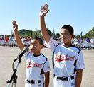 3県51チーム熱戦 徳島・海部でノヴィル杯親善野球