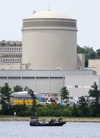 関西電力美浜原発3号機