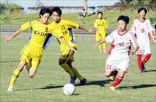 全国高校サッカー徳島県大会開幕 鳴門渦潮など2回戦へ