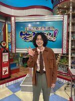 14日放送『1億人の大質問!?笑ってコラえて!』に出演する菅田将暉 (C)日本テレビ