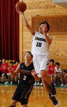 U15バスケットボール県予選 ライジングス優勝 女…