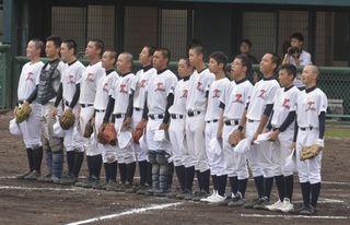 つるぎ、夏の大会初勝利 第101回全国高校野球徳島大会第2日