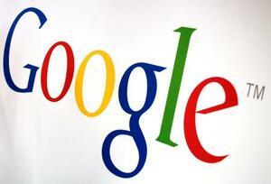 グーグルのロゴ(AP=共同)