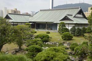 開館から25周年を迎える徳島城博物館=徳島市徳島町城内