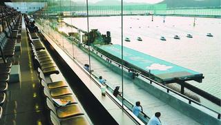 連載「県北総局発 地域の課題検証」 ボートレース鳴門 レジャー施設へ転換
