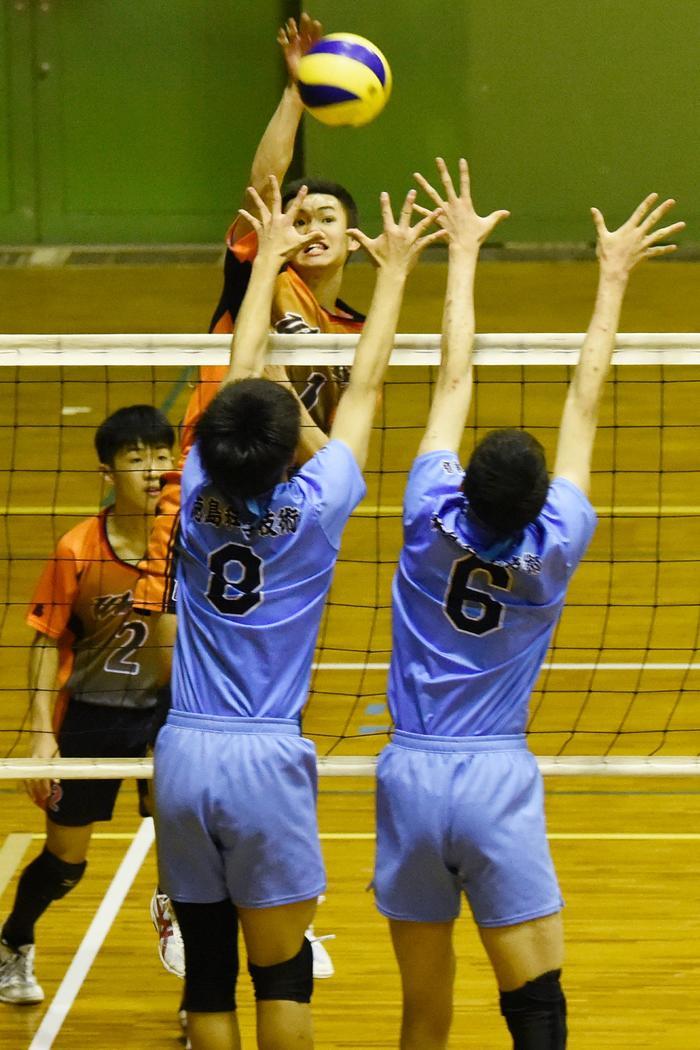 バレーボール 徳島県高校新人大会 脇町11年ぶり優勝 女子は城南6 ...