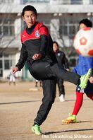 アジア太平洋ろう者サッカー代表候補に青木さん(徳島…
