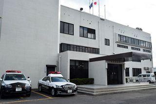 傷害の疑いで高松市の男逮捕 徳島・美馬署